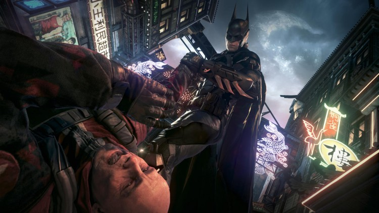 Batman: Arkham Knight Delayed, but Trailer Is Satisfying
