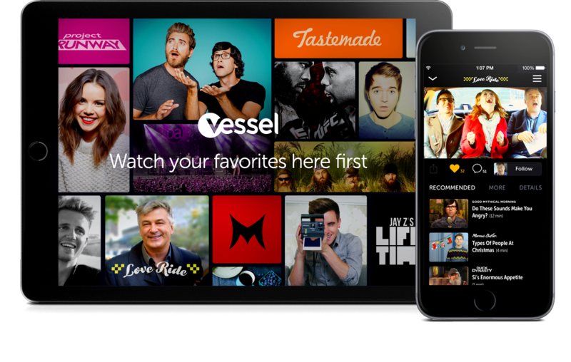 GearDiary Vessel's New Streaming Service Launches with a One Year Free Subscription