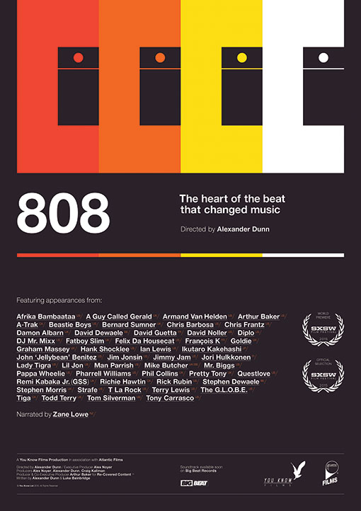 Check Out the '808' Trailer - a Movie About a Drum Machine