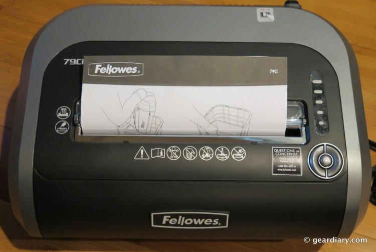Fellowes PowerShred 79Ci Jam Proof Cross-Cut Shredder-011