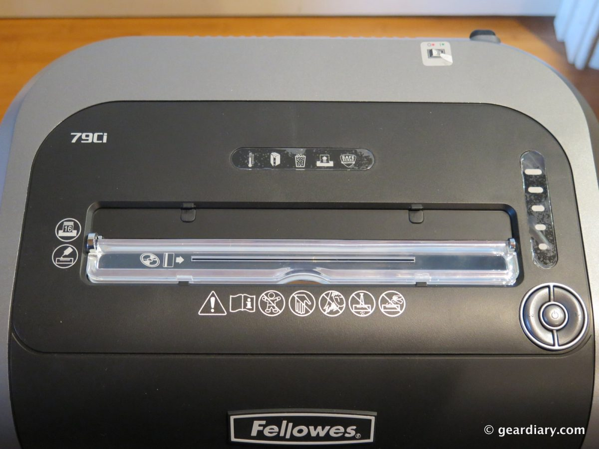 Fellowes PowerShred 79Ci: The Cross-Cut Shredder for All of Your Secrets
