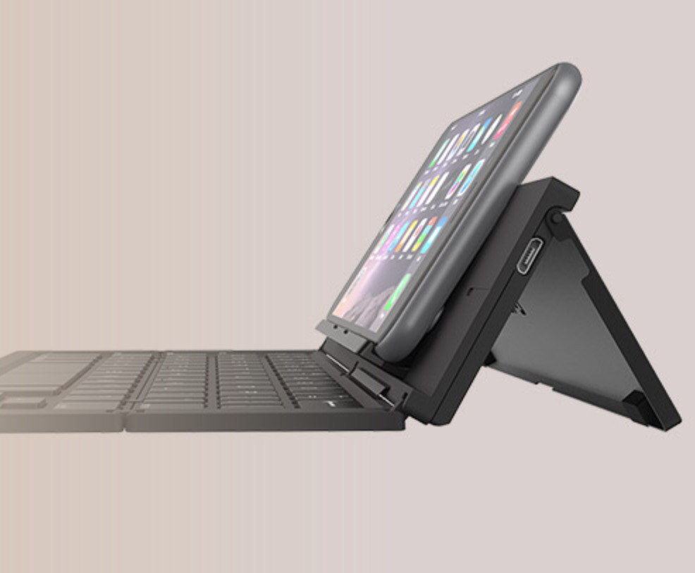 ZAGG Pocket is a Smartphone and Tablet Keyboard for People on the Go
