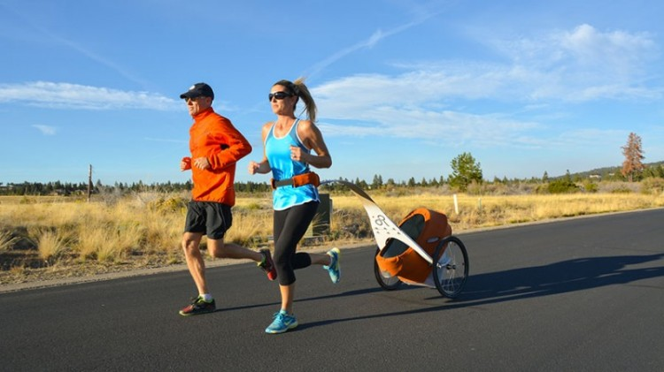 Kidrunner Spins The Jogging Stroller In A New Direction