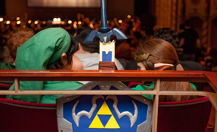 'The Legend of Zelda Symphony of the Goddesses' Concert Tour Dates