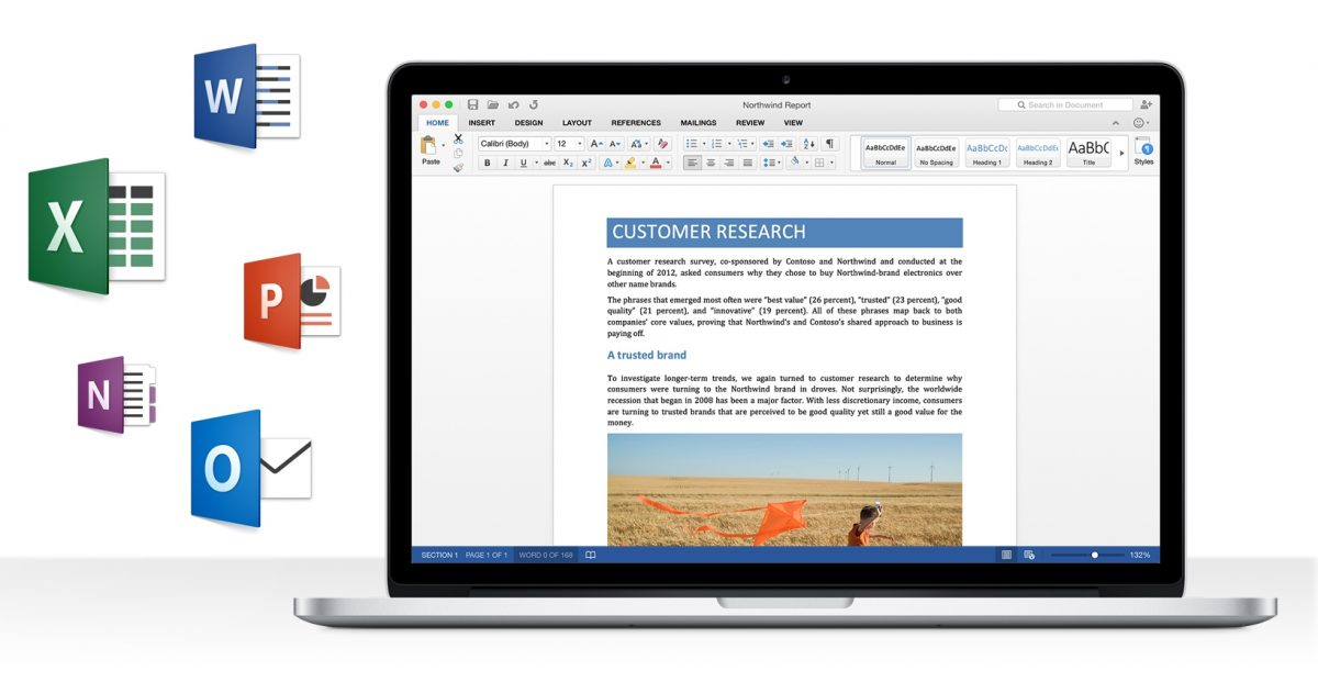 GearDiary Check Out the Next Version of Microsoft Office for Mac Before Release!