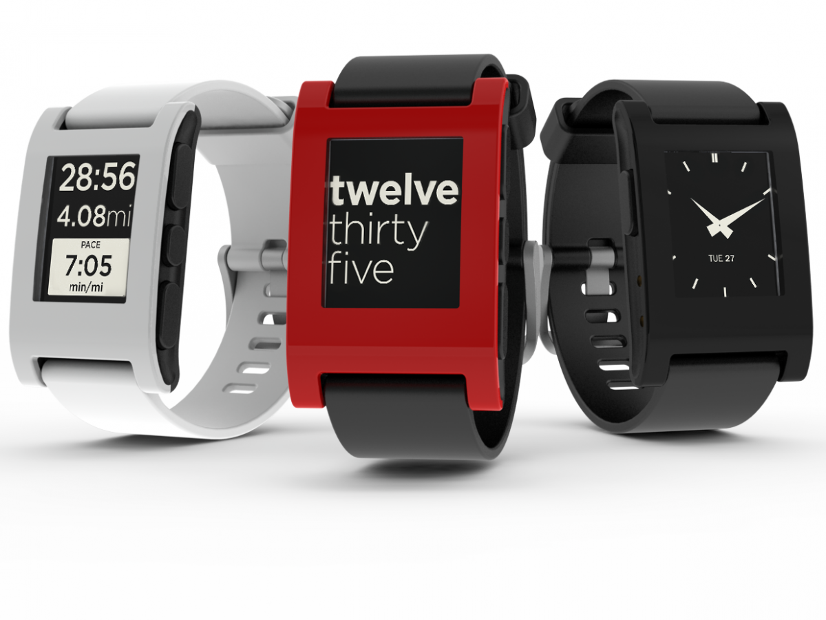 GearDiary How the Pebble Smartwatch Became My New Fitness Tracker