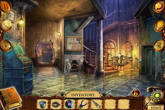 GearDiary Questerium: Sinister Trinity for iPad Review
