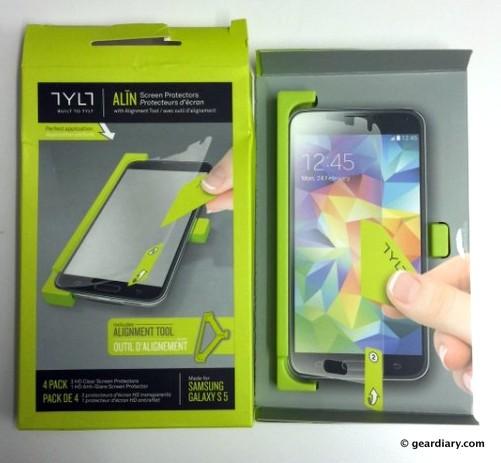 Screen Protectors Samsung Galaxy Gear Android