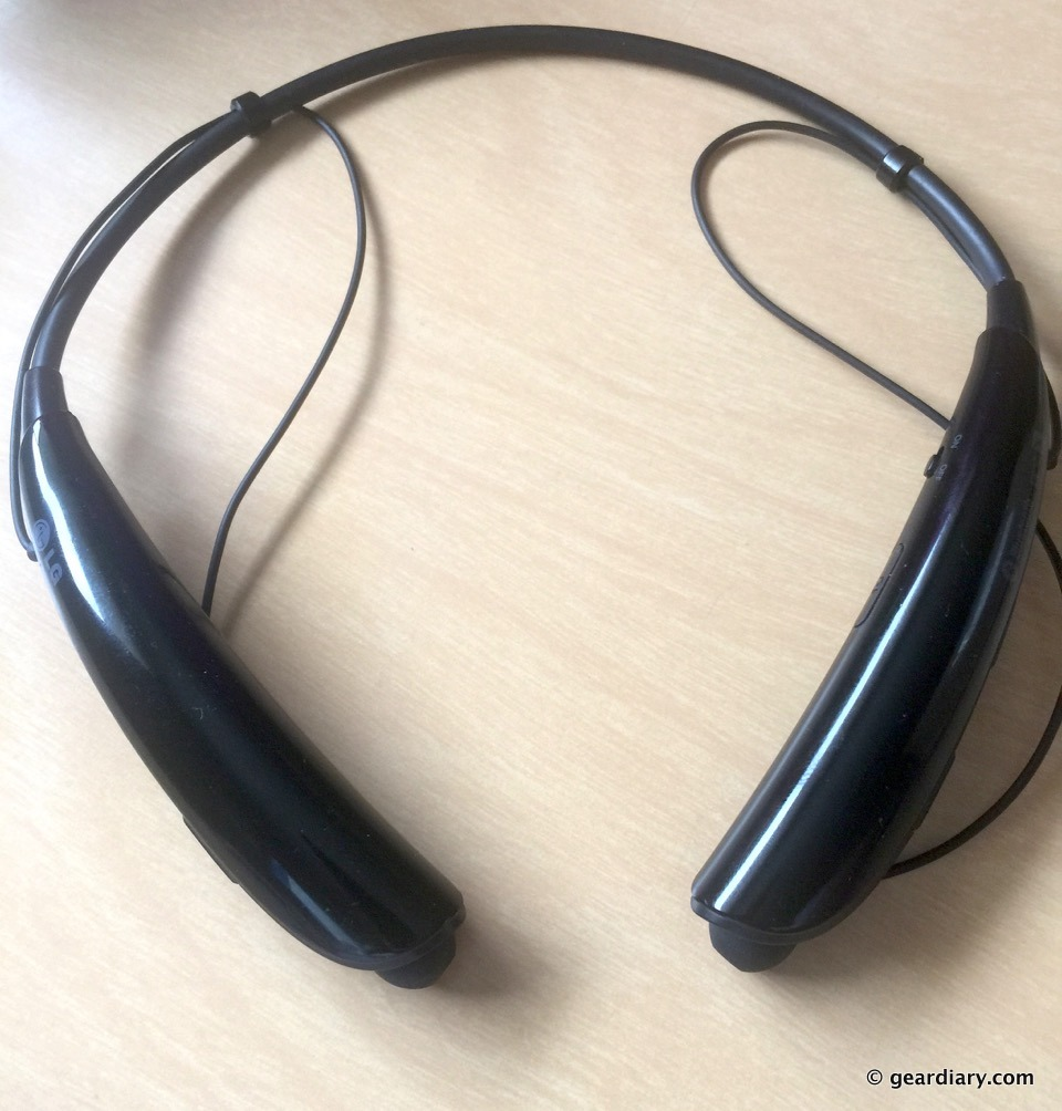 GearDiary The LG Tone Pro Wireless Stereo Headset: Popular and Powerful?