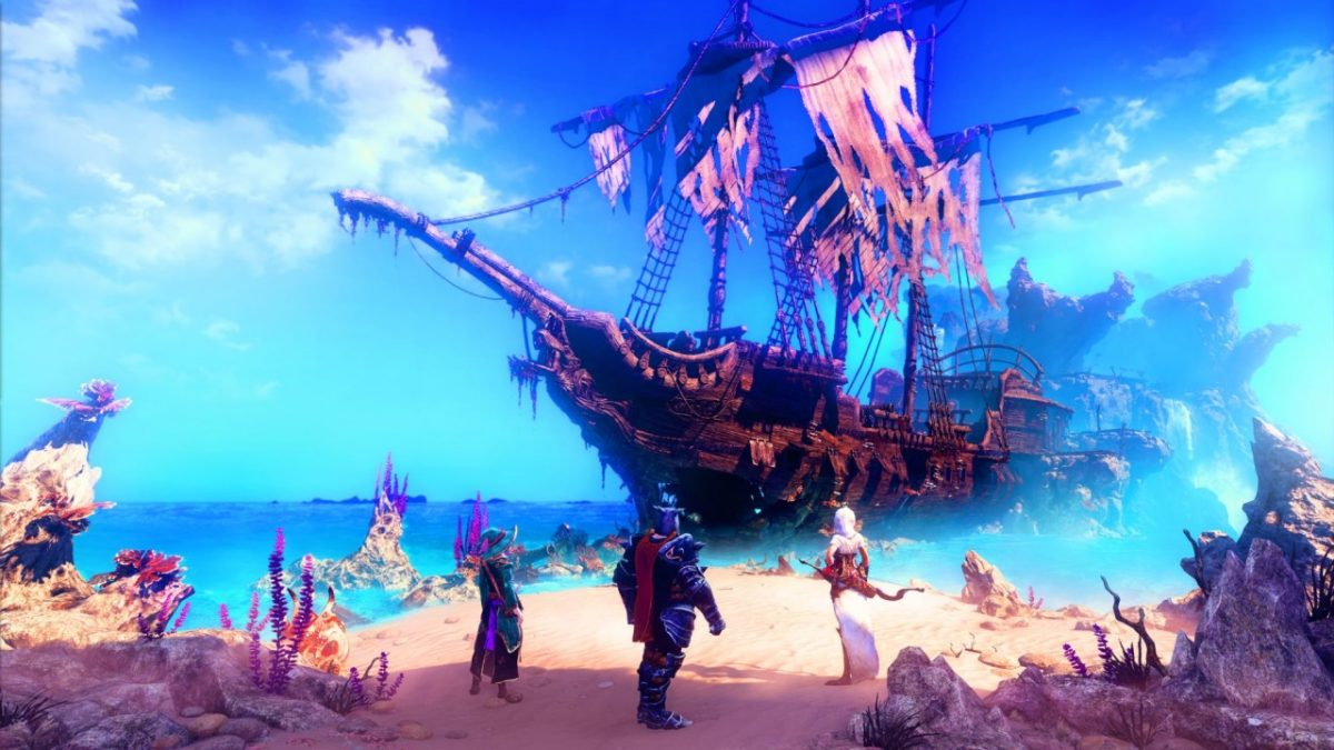 GearDiary Trine 3: The Artifacts of Power Announced at GDC