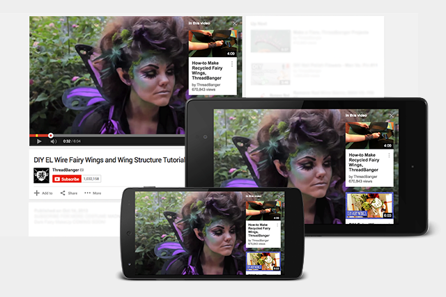 """YouTube Introduces New """"Cards"""" To Interrupt Your Videos"""
