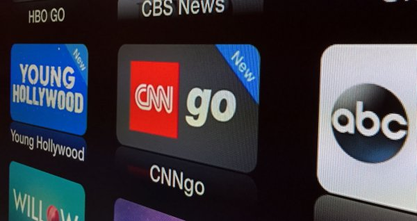 GearDiary CNNgo Is the Latest Channel for Apple TV