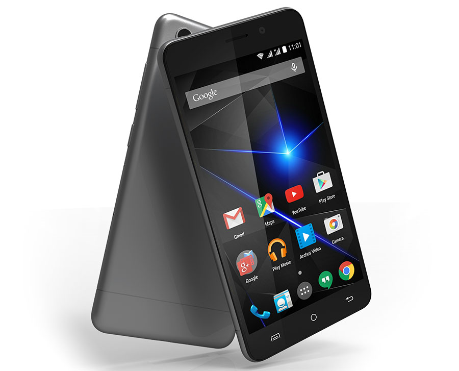 Archos Announces Their Affordable 50 Oxygen Plus Smartphone