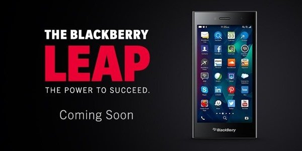 GearDiary The BlackBerry Leap is Available for Pre-Order Today!