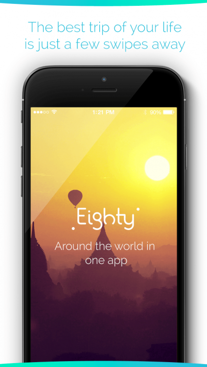 Get Around the World Faster with Travel Companion Eighty