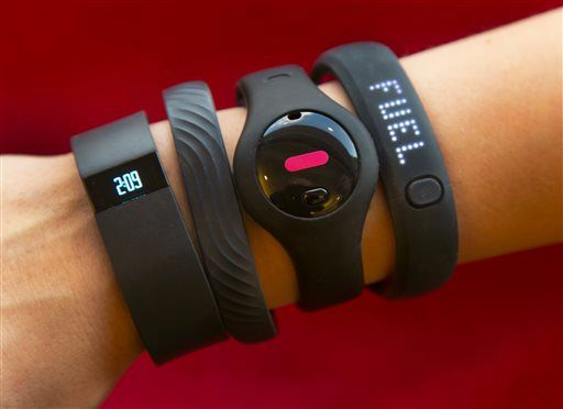 GearDiary Ahead of Apple Watch release, Nike Fuelband and Jawbone UP Removed