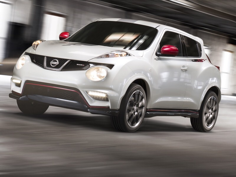 GearDiary 2015 Nissan Juke NISMO: Fun Elevated