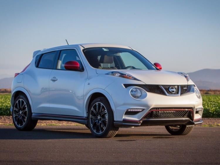 GearDiary 2015 Nissan Juke NISMO: Fun Elevated
