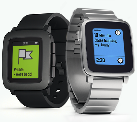 GearDiary Pebble Promises to Fund Smartstrap Crowdfunded Startups