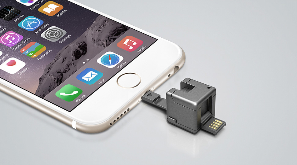 iPhone Gear Indiegogo Android Gear