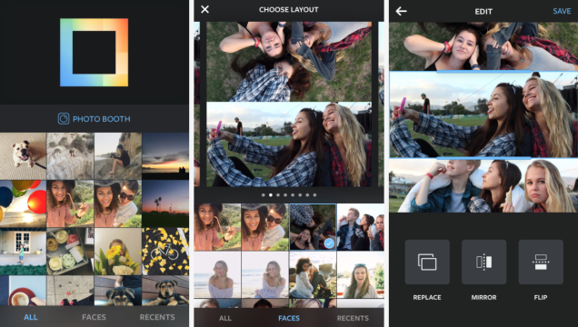Layout App Is Instagram's latest Stand-Alone App for iPhone