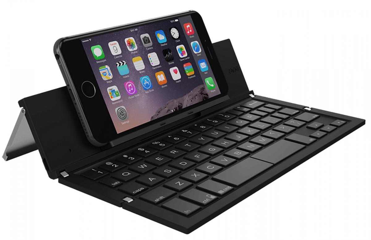 GearDiary Zagg Introduces the Pocket Keyboard for Smartphones