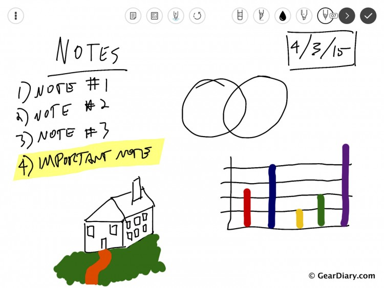 Adonit Jot Script Evernote Edition - Exceptional Virtual Handwriting