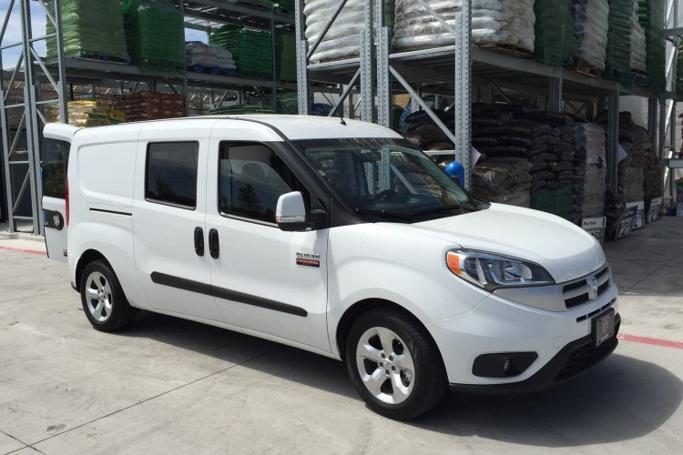 2015 Ram ProMaster City Wagon/Images by David Goodspeed