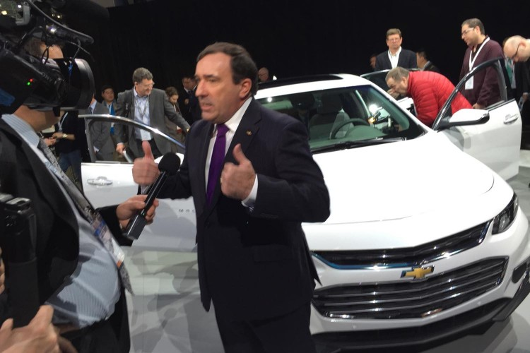 2016 Chevrolet Malibu and Malibu Hybrid 'In It to Win It'