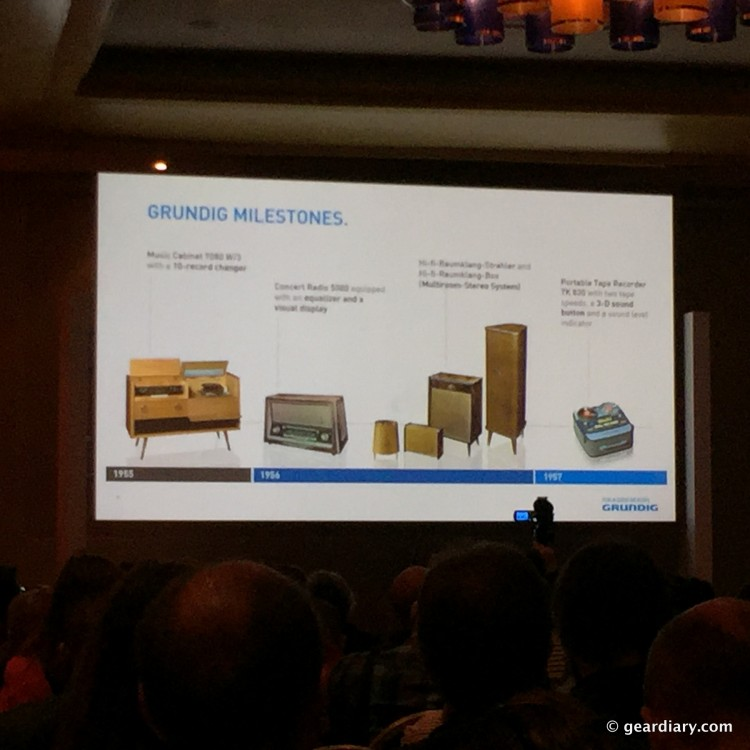 At #IFA15GPC, Consumer Electronics and Home Appliance Trends Were Explored.15-001