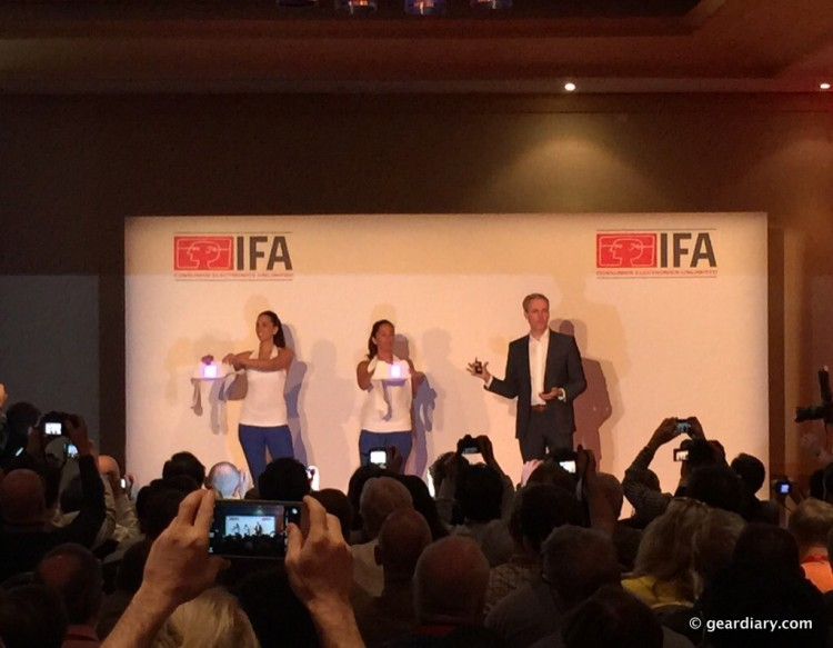 At #IFA15GPC, Consumer Electronics and Home Appliance Trends Were Explored.45