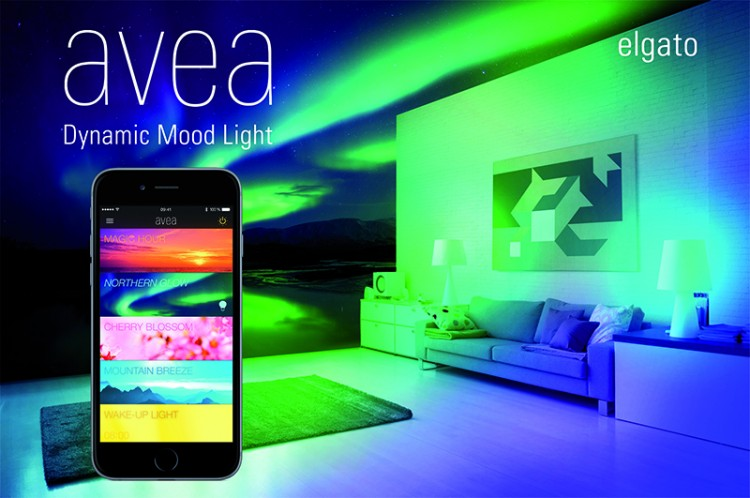 The Elgato Avea is a Smart Light You Can Use With Your Apple Watch