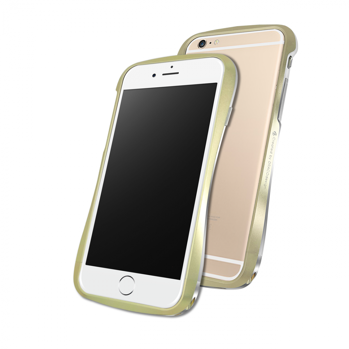 GearDiary Draco Aluminum Bumper for iPhone 6 Plus Is Strong, Elegant, and Stylish