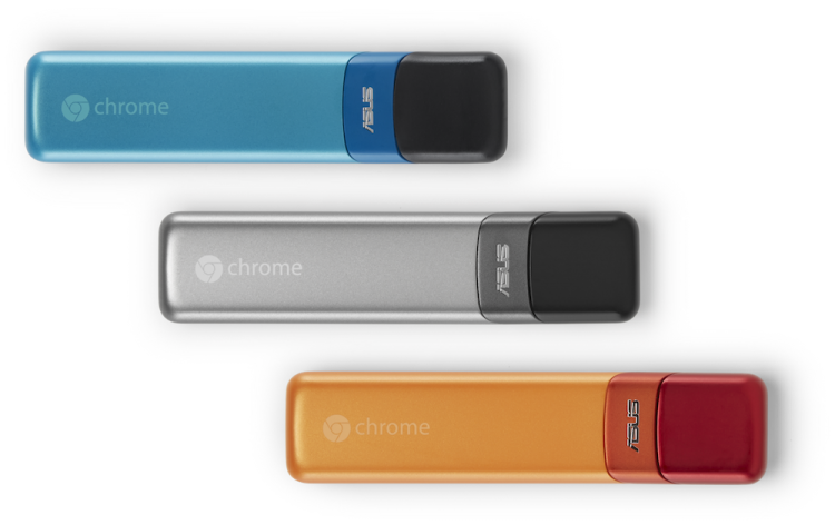GearDiary The Google Chromebit HDMI Stick: Literally the World's Smallest Computer