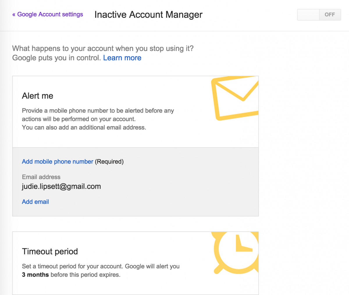 How to Manage Your Google Account Access from Beyond the Grave