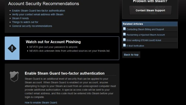 GearDiary Valve Introduces Minimum Payment to Unlock Features to Fight Steam Fraud