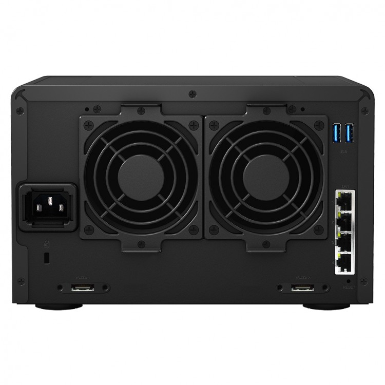 Synology DS1515back