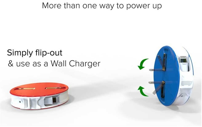Uiee is the World's Smallest, Stylish Portable Charger