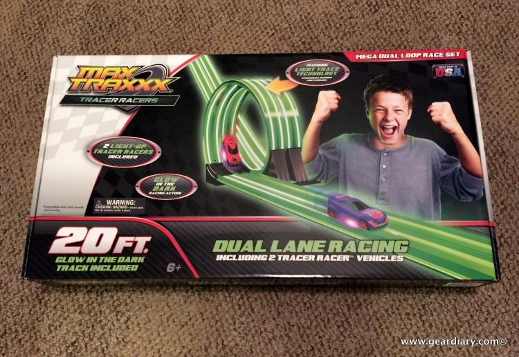 tracer racers dual loop