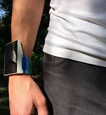 The Rufus Cuff Is A SmartWatch That Requires More Of Your Wrist