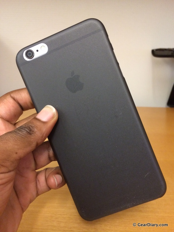 GearDiary Totallee's Scarf Case for iPhone 6 Plus Is BARELY There