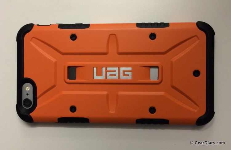 GearDiary The UAG Case for the iPhone 6 and 6 Plus Offers Great Protection