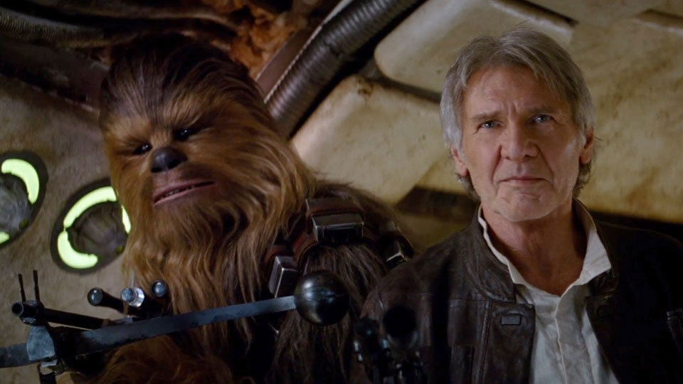 GearDiary Check Out Star Wars The Force Awakens Teaser Trailer #2!