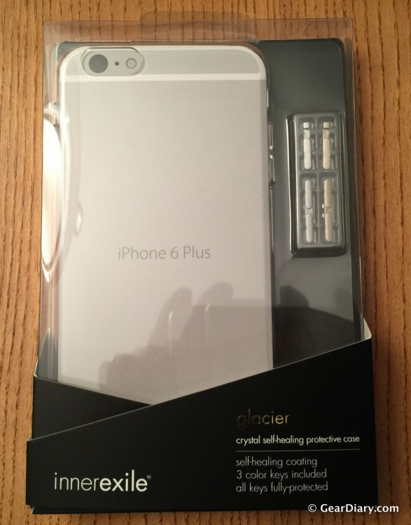 Innerexile Glacier-A Beautiful Self-Healing Case for iPhone 6 and 6 Plus