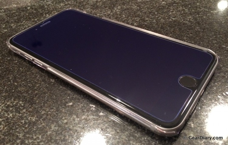 Armorz Stealth Extreme Lite Screen Protector for iPhone 6 Plus Review