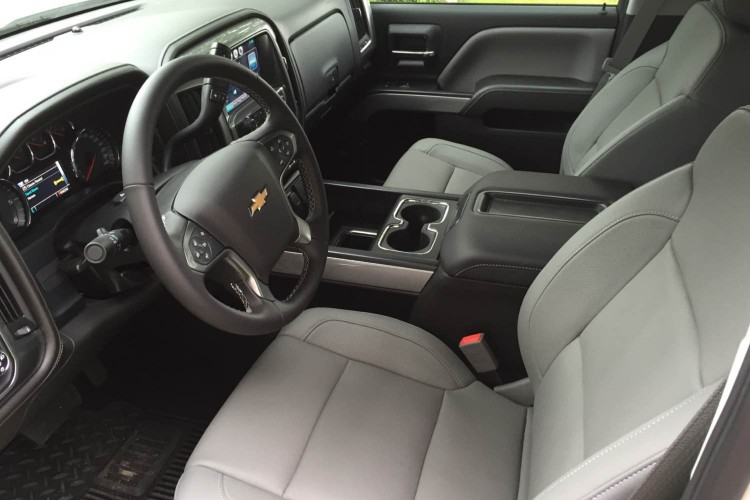 GearDiary 2015chevyz71interior