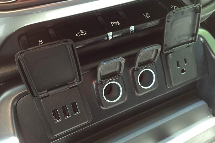 2015 Chevrolet Silverado 1500: More Gears, More Gear