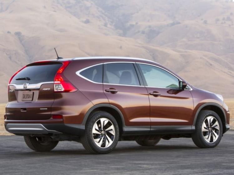2015 Honda CR-V: Best-Seller Just Got Better