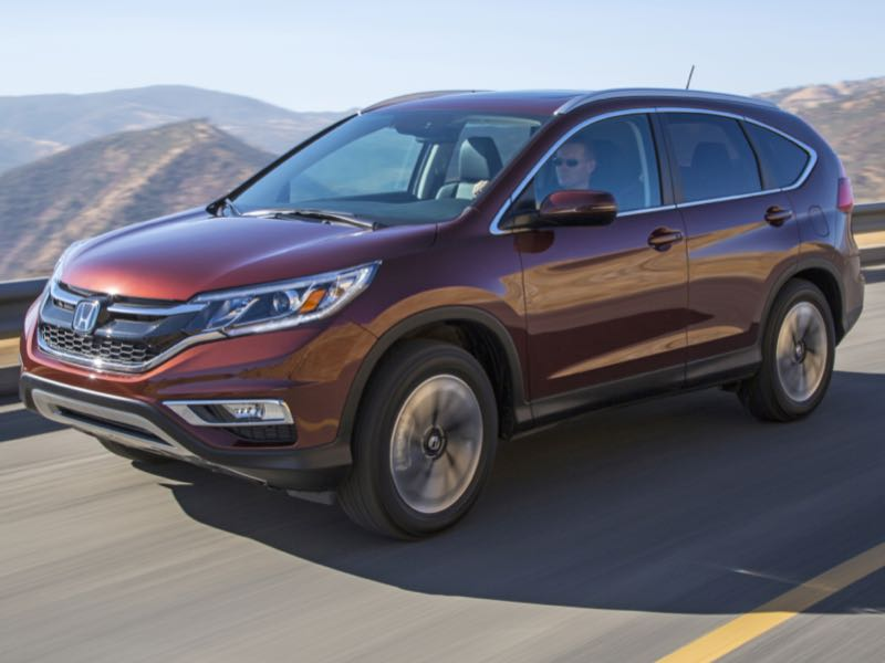 2015 Honda CR-V: Best-Seller Just Got Better
