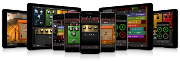 GearDiary AmpliTube 4 Launches on iOS with Major New Features!